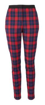 Littlewoods Definitions Tartan trousers €35