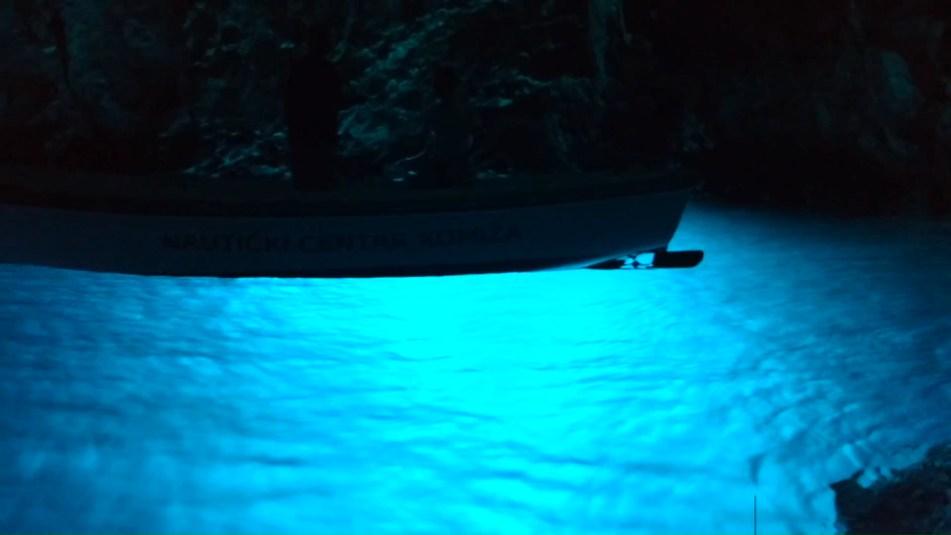 Blue Cave Vis Croatia