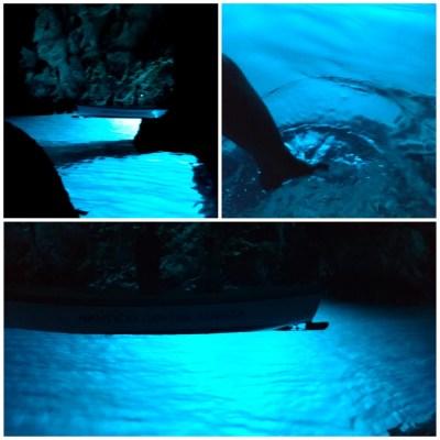 Blue Cave , Vis Croatia