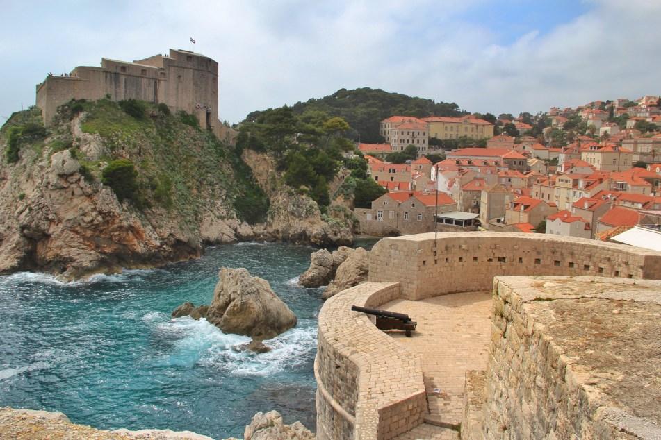 Bokar Fortress Dubrovnik Croatia