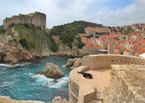 Finding King's Landing in Dubrovnik