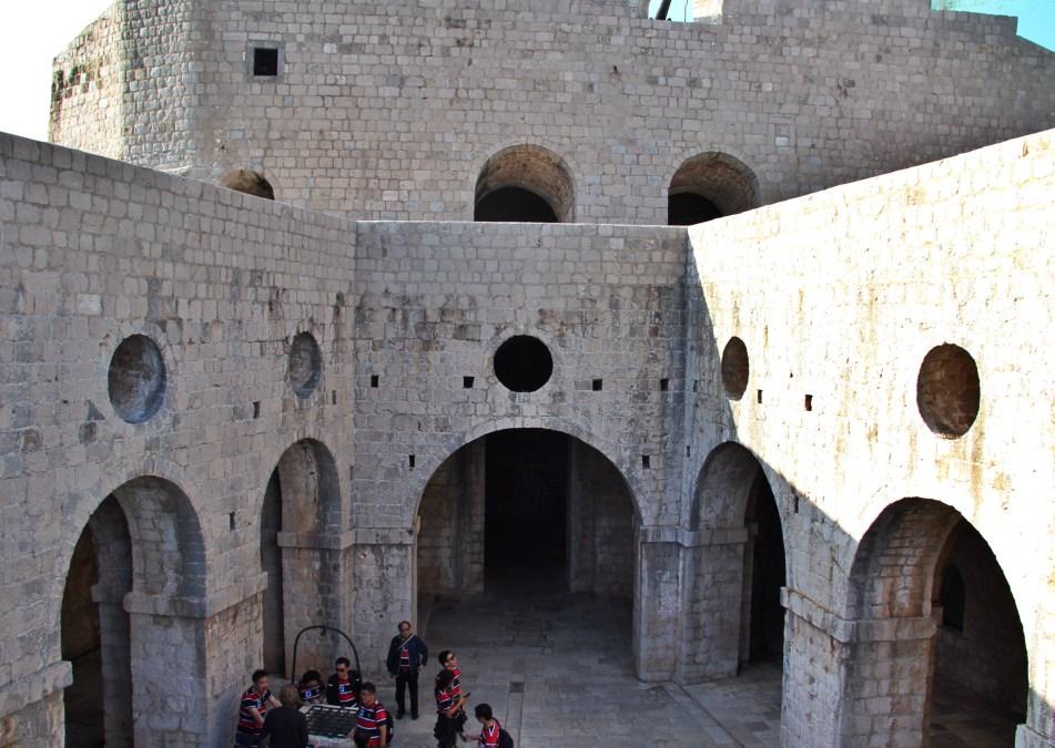 Fort Lovrijenac Game of Thrones Dubrovnik Croatia