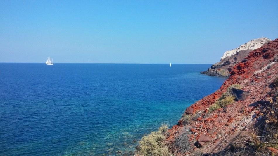 Ammoudi bay Santorini