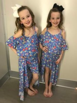 """df658c8e19a0c0 This outfit was for sure one of our favorites and they made sure to add it  to the """"take home pile""""! It has the shorts under with their favorite off  the cold ..."""