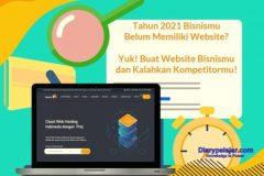 buat website bisnismu