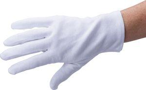 Baumwollhandschuh zum Reinigen