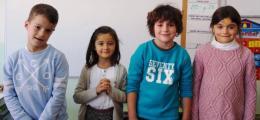 EQUIPO DELFÍN: Alejandro, Lara, Pablo y Sandra.