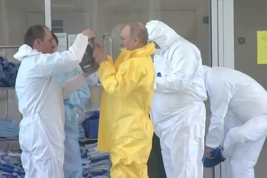 Coronavirus en Russie : L'hydroxychloroquine autorisée  pour soigner le Covid-19