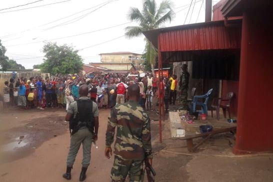 Matoto : Une dame s'indigne face à l'ingratitude des habitants envers Claude Kory Koundiano