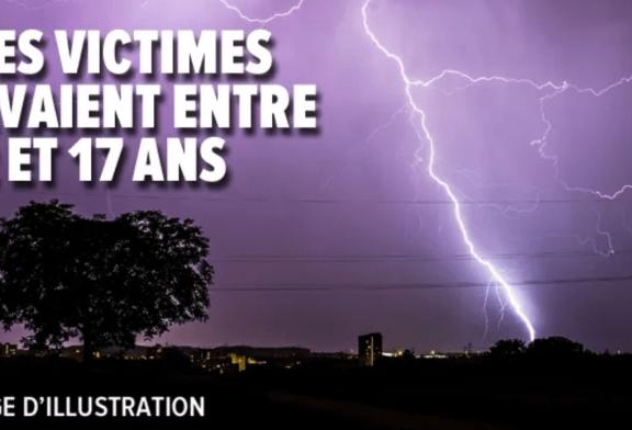 Guinée: Cinq jeunes tués par la foudre en Guinée: ils participaient à une cérémonie de baptême