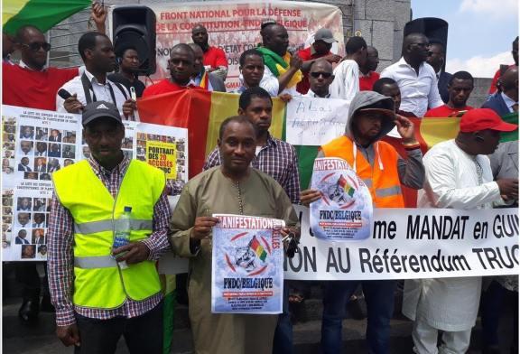 Belgique: L'antenne du FNDC-Belgique appelle à une manifestation devant la représentation de la CEDEAO