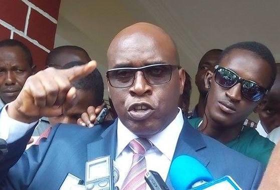 Fodé Oussou : «Ce n'est pas les gens de KANKAN qui ont fait ça, ce sont des loubards manipulés par Bouréma Condé… »