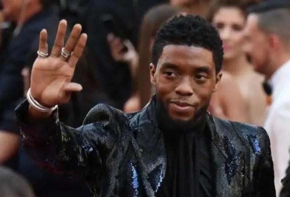 Chadwick Boseman, la star de «Black Panther», terrassé par un cancer