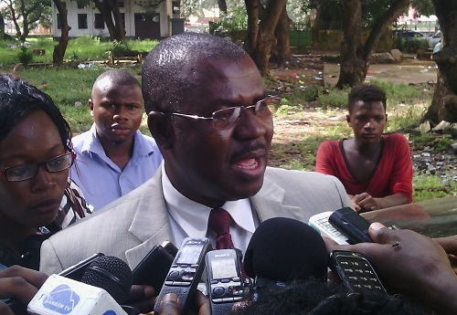 Dr Faya Milimono : « Nous ne donnerons pas de consigne de vote à nos militants car nous ne voulons pas… »