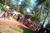 Boké : Des femmes de Kolaboui dans la rue pour dénoncer des exactions des forces de l'ordre
