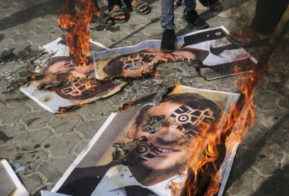 Caricatures : nouvelles manifestations contre Emmanuel Macron et la France dans des pays du monde musulman