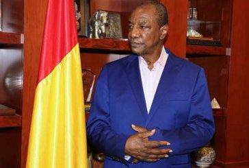 Guinée : Alpa Condé après la publication des résultats par la cour constitutionnelle