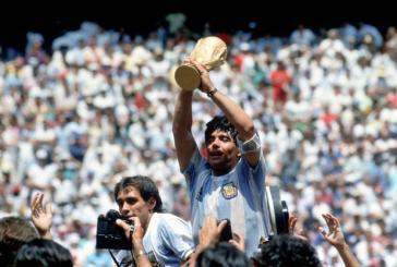 La légende Diego Maradona s'éteint à 60 ans
