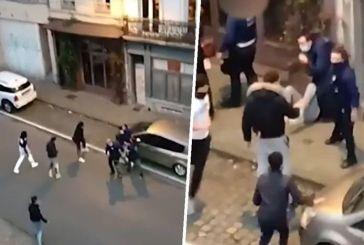 Belgique: Un contrôle de masque dégénère à Bruxelles, un policier hospitalisé