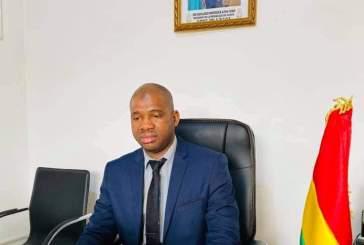 Les vœux de nouvel an de Macka Baldé « Battons nous ensembles pour que les défis qui nous attendent soit réaliser avec succès »
