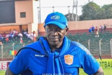 LDC : Lamine N'Diaye va retrouver le banc du Horoya AC (officiel)