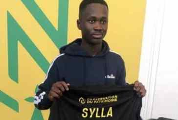 Football : Karamoko Sylla signe son premier contrat professionnel à Nantes