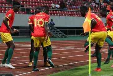 CHAN 2020 : la Guinée s'invite en demi-finale