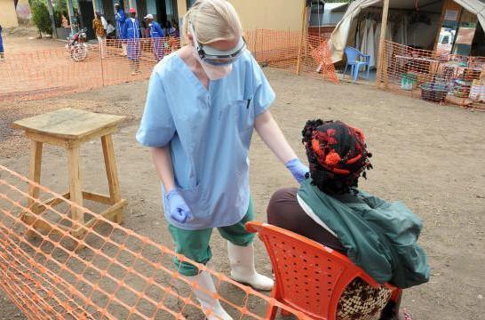 Vaccin contre Ebola: Le représentant de l'OMS annonce l'arrivée de 800 doses additionnelles