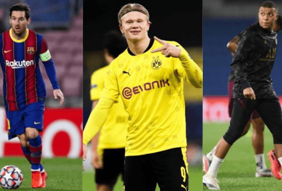 Messi, Haaland, Mbappé… qui sera la star du mercato d'été ?