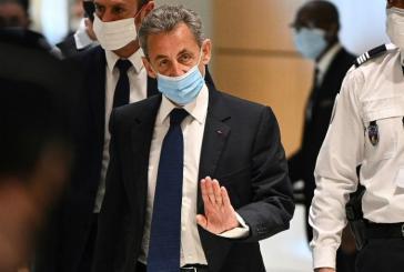 Affaire des écoutes: Sarkozy condamné à 3 ans de prison dont un an ferme pour corruption
