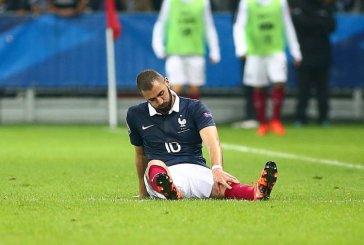 EdF – Karim Benzema de retour avec les Bleus pour l'Euro !
