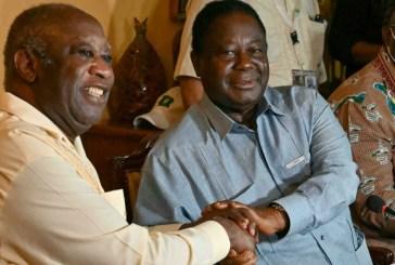 Côte d'Ivoire: les deux anciens présidents Bédié et Gbagbo réconciliés dans l'opposition