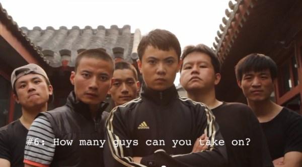 Wang Zhenwei in Kung Fu FAQ.