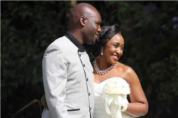 Betty Kyalo, Dennis Okari call it quit hardly six months ...