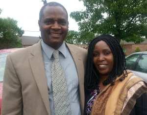 Pastor Andrew Mugo