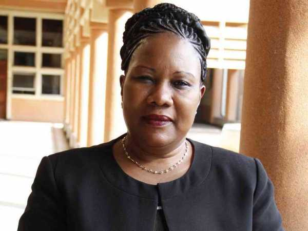 A file photo of Busia woman representative Florence Mutua. /CHARLES KIMANI