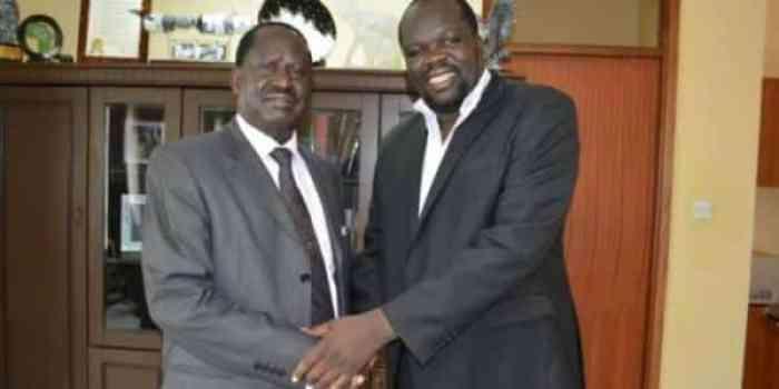 Alai and Raila