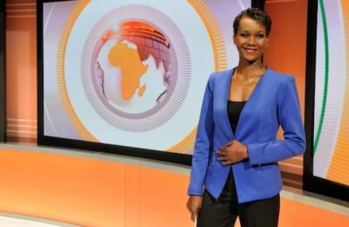 Sophie Ikenye, BBC World News, Focus on Africa, presenter, producer, London,