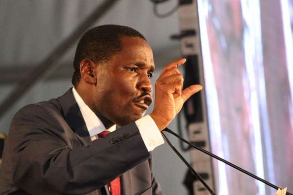 Meru Governor Peter Munya who has been accused by the Somali government of being the reason behind the ban on miraa. PHOTO | PHOEBE OKALL | NATION MEDIA GROUP