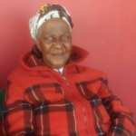 DEATH AND CELEBRATION OF LIFE FOR PATRICK KHAYUMBI'S MOTHER