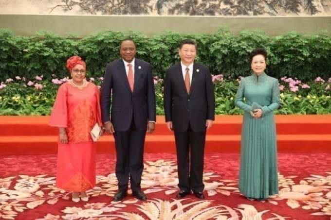 Kenya expects to get significant funding from China for major infrastructure projects which are part of the Silk Road Economic Belt and the 21st Century Maritime Silk Road initiative