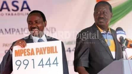 Raila Odinga South Rift campaign left in limbo