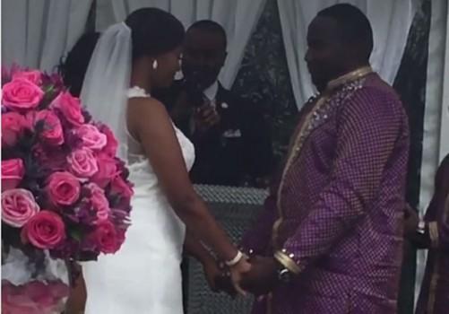 Image result for Willis Raburu weds