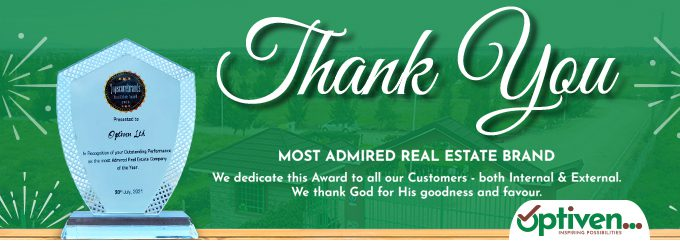 Optiven Is The Most Admired Real Estate Brand According To Topscore