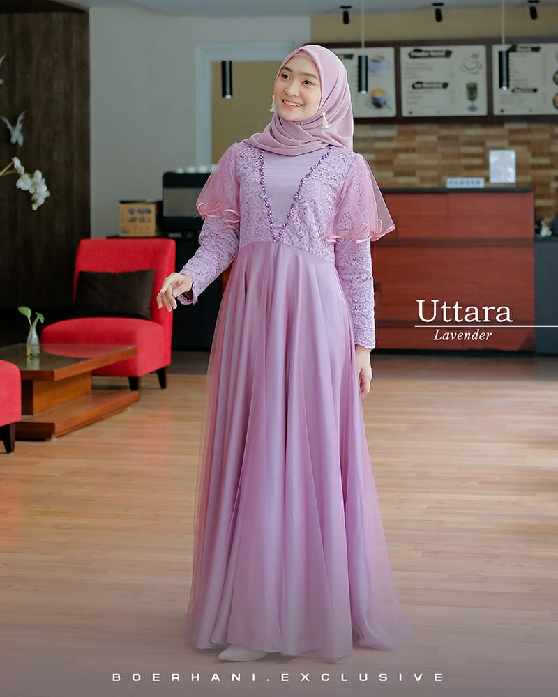 Model Baju Pesta Hijab Terbaru : model, pesta, hijab, terbaru, Pesta, Muslimah, Modern, Gamis, Brokat, Terbaru