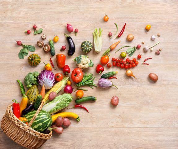Λαχανικά και υδατάνθρακες : ποια έχουν τους λιγότερους;