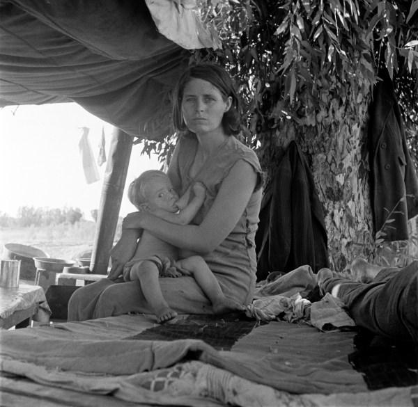 Artist Of Moment Dorothea Lange
