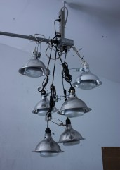 clamp light cluster