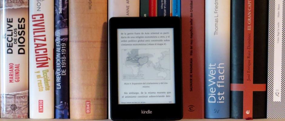 ¿Qué es, para qué sirve y cuánto cuesta un Kindle?
