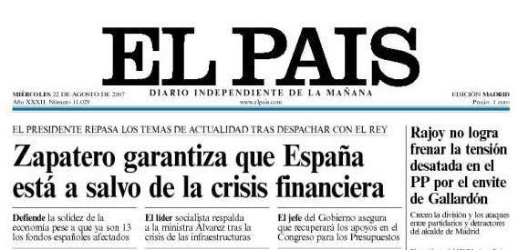 el-pais-22-agosto-2007-crisis-zp